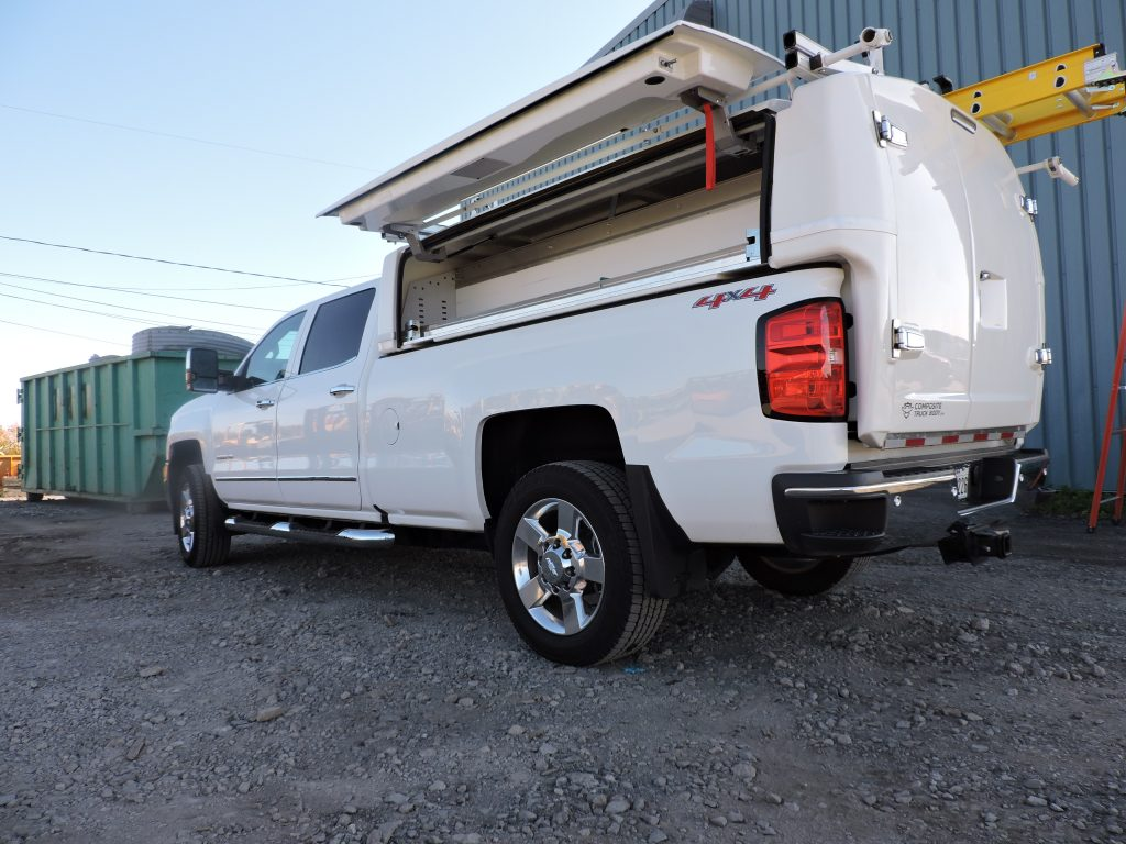 Truck Interior Accessories >> Utilities Fiberglass Truck Bodies | Composite Truck Body