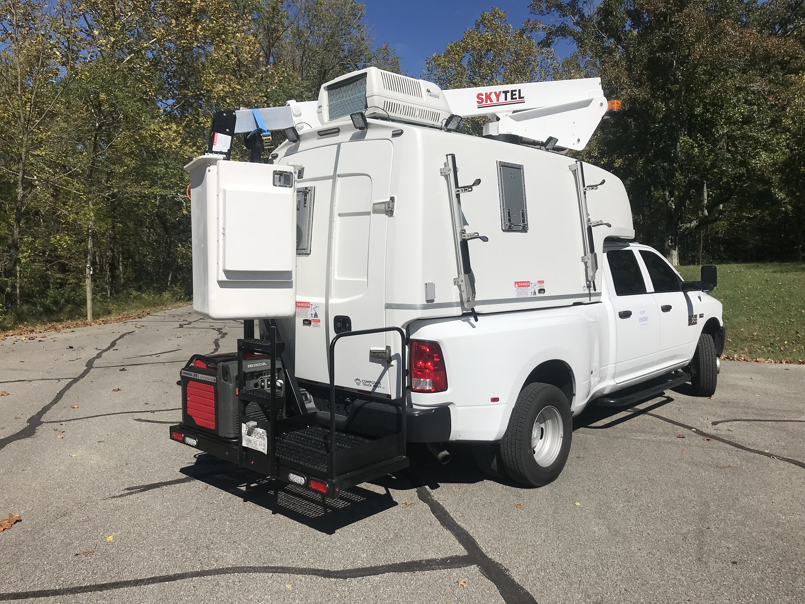 Ct Pick 3 >> Fiberglass Truck Body | Food Service Industry | Composite ...