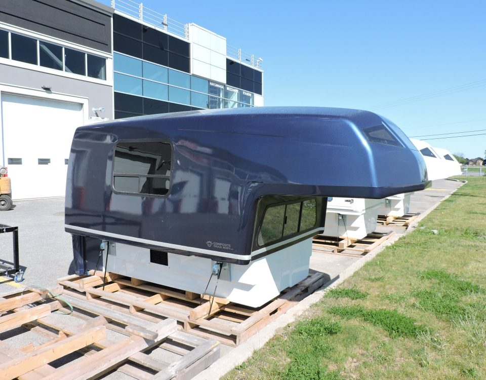 Fiberglass Truck Bodies | Service Vehicles | Composite Truck